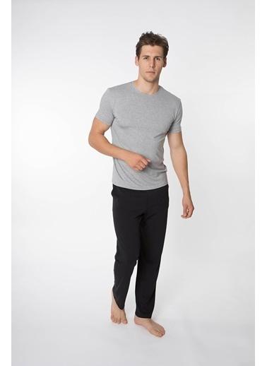 Hays Erkek Modal Uzun Alt Siyah